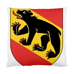 Coat Of Arms Of Bern Canton  Standard Cushion Case (One Side) by abbeyz71