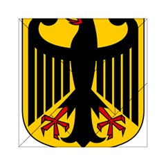 Coat Of Arms Of Germany Acrylic Tangram Puzzle (6  x 6 ) by abbeyz71