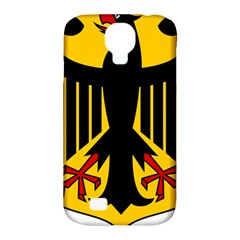Coat Of Arms Of Germany Samsung Galaxy S4 Classic Hardshell Case (pc+silicone)