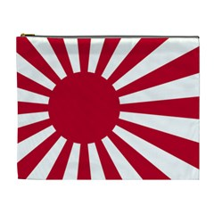 Ensign Of The Imperial Japanese Navy And The Japan Maritime Self Defense Force Cosmetic Bag (xl)