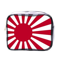 Ensign Of The Imperial Japanese Navy And The Japan Maritime Self Defense Force Mini Toiletries Bags