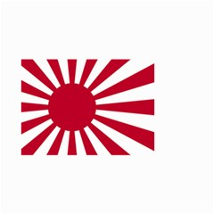 Ensign Of The Imperial Japanese Navy And The Japan Maritime Self Defense Force Small Garden Flag (two Sides)