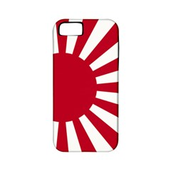 Ensign Of The Imperial Japanese Navy And The Japan Maritime Self Defense Force Apple Iphone 5 Classic Hardshell Case (pc+silicone) by abbeyz71