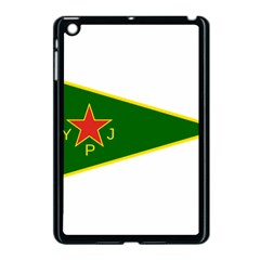 Flag Of The Women s Protection Units Apple Ipad Mini Case (black) by abbeyz71