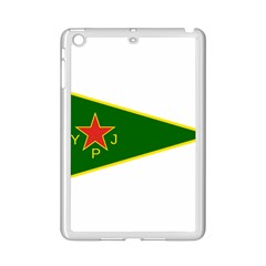 Flag Of The Women s Protection Units Ipad Mini 2 Enamel Coated Cases by abbeyz71
