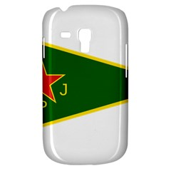 Flag Of The Women s Protection Units Samsung Galaxy S3 Mini I8190 Hardshell Case