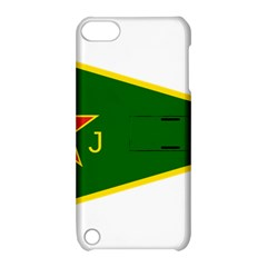 Flag Of The Women s Protection Units Apple Ipod Touch 5 Hardshell Case With Stand