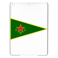 Flag Of The Women s Protection Units Ipad Air Hardshell Cases by abbeyz71