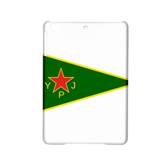 Flag Of The Women s Protection Units Ipad Mini 2 Hardshell Cases by abbeyz71