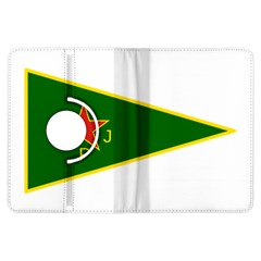 Flag Of The Women s Protection Units Kindle Fire HDX Flip 360 Case by abbeyz71