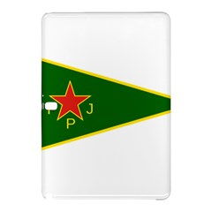 Flag Of The Women s Protection Units Samsung Galaxy Tab Pro 10 1 Hardshell Case