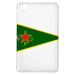 Flag Of The Women s Protection Units Samsung Galaxy Tab Pro 8 4 Hardshell Case