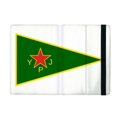 Flag Of The Women s Protection Units Ipad Mini 2 Flip Cases by abbeyz71