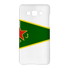 Flag Of The Women s Protection Units Samsung Galaxy A5 Hardshell Case  by abbeyz71
