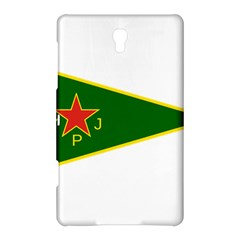 Flag Of The Women s Protection Units Samsung Galaxy Tab S (8 4 ) Hardshell Case