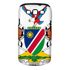 Coat Of Arms Of Namibia Samsung Galaxy S Iii Classic Hardshell Case (pc+silicone)
