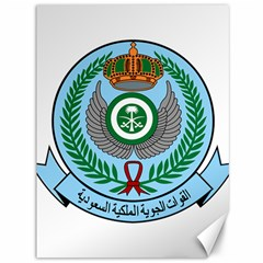 Emblem Of The Royal Saudi Air Force  Canvas 36  X 48   by abbeyz71