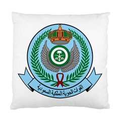 Emblem Of The Royal Saudi Air Force  Standard Cushion Case (two Sides)
