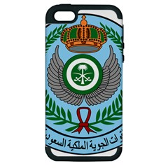Emblem Of The Royal Saudi Air Force  Apple Iphone 5 Hardshell Case (pc+silicone)