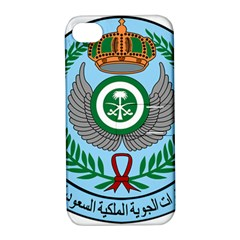 Emblem Of The Royal Saudi Air Force  Apple Iphone 4/4s Hardshell Case With Stand