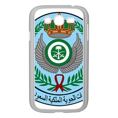 Emblem Of The Royal Saudi Air Force  Samsung Galaxy Grand Duos I9082 Case (white)