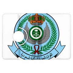 Emblem Of The Royal Saudi Air Force  Kindle Fire HDX Flip 360 Case by abbeyz71