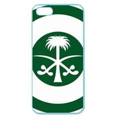 Roundel Of The Royal Saudi Air Force Apple Seamless Iphone 5 Case (color)