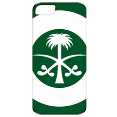 Roundel Of The Royal Saudi Air Force Apple Iphone 5 Classic Hardshell Case by abbeyz71