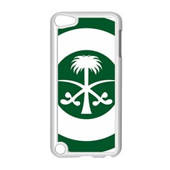 Roundel Of The Royal Saudi Air Force Apple Ipod Touch 5 Case (white) by abbeyz71