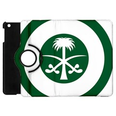 Roundel Of The Royal Saudi Air Force Apple Ipad Mini Flip 360 Case
