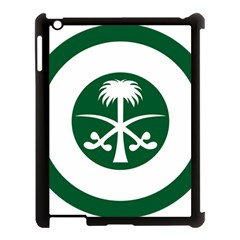 Roundel Of The Royal Saudi Air Force Apple Ipad 3/4 Case (black)