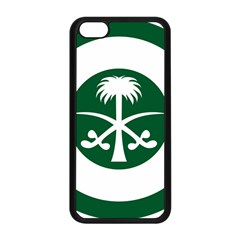 Roundel Of The Royal Saudi Air Force Apple Iphone 5c Seamless Case (black)