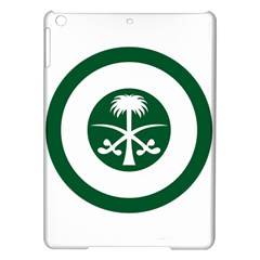 Roundel Of The Royal Saudi Air Force Ipad Air Hardshell Cases by abbeyz71