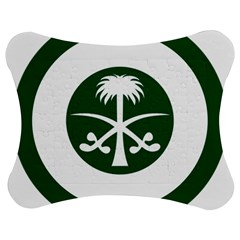 Roundel Of The Royal Saudi Air Force Jigsaw Puzzle Photo Stand (bow) by abbeyz71
