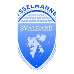 Coat Of Arms Of Svalbard Memory Card Reader by abbeyz71