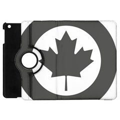 Low Visibility Roundel Of The Royal Canadian Air Force Apple Ipad Mini Flip 360 Case