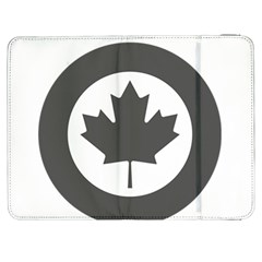 Low Visibility Roundel Of The Royal Canadian Air Force Samsung Galaxy Tab 7  P1000 Flip Case