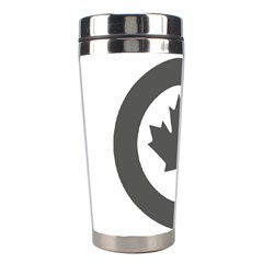 Low Visibility Roundel Of The Royal Canadian Air Force Stainless Steel Travel Tumblers