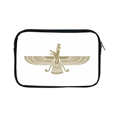 Stylized Faravahar  Apple Ipad Mini Zipper Cases