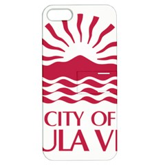 Seal Of Chula Vista Apple iPhone 5 Hardshell Case with Stand by abbeyz71
