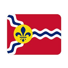 Flag Of St Double Sided Flano Blanket (mini)  by abbeyz71