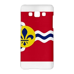 Flag Of St Samsung Galaxy A5 Hardshell Case  by abbeyz71