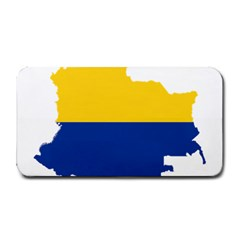 Flag Map Of Colombia Medium Bar Mats