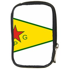 Flag Of The People s Protection Units Compact Camera Cases by abbeyz71