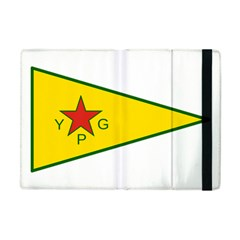 Flag Of The People s Protection Units Apple Ipad Mini Flip Case by abbeyz71