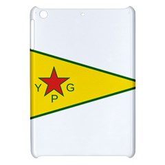 Flag Of The People s Protection Units Apple Ipad Mini Hardshell Case by abbeyz71