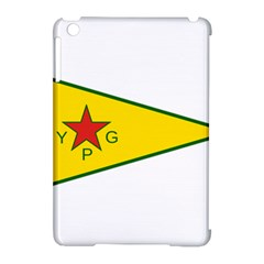 Flag Of The People s Protection Units Apple Ipad Mini Hardshell Case (compatible With Smart Cover) by abbeyz71