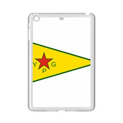 Flag Of The People s Protection Units Ipad Mini 2 Enamel Coated Cases by abbeyz71