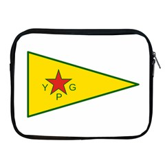 Flag Of The People s Protection Units Apple Ipad 2/3/4 Zipper Cases by abbeyz71
