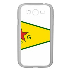 Flag Of The People s Protection Units Samsung Galaxy Grand Duos I9082 Case (white) by abbeyz71
